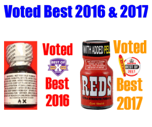Best 2016/2017 2-PACK (10ml) : Reds and English White Label