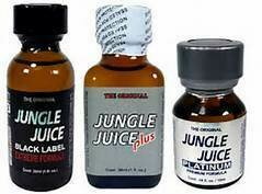 Black and Gray 3-Way : Jungle Juice Plus, Platinum and Black