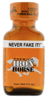 Iron Horse ORANGE (30ml)