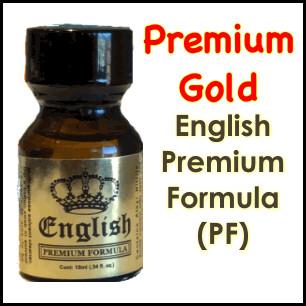English PREMIUM GOLD (10ml)