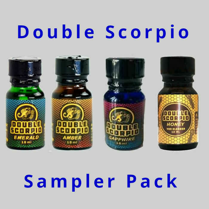 Double Scorpio SAMPLE-PACK