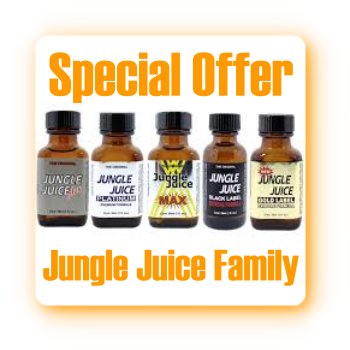 Jungle Juice FAMILY (30ml)