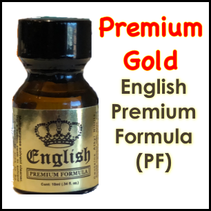 English PREMIUM GOLD (10ml)