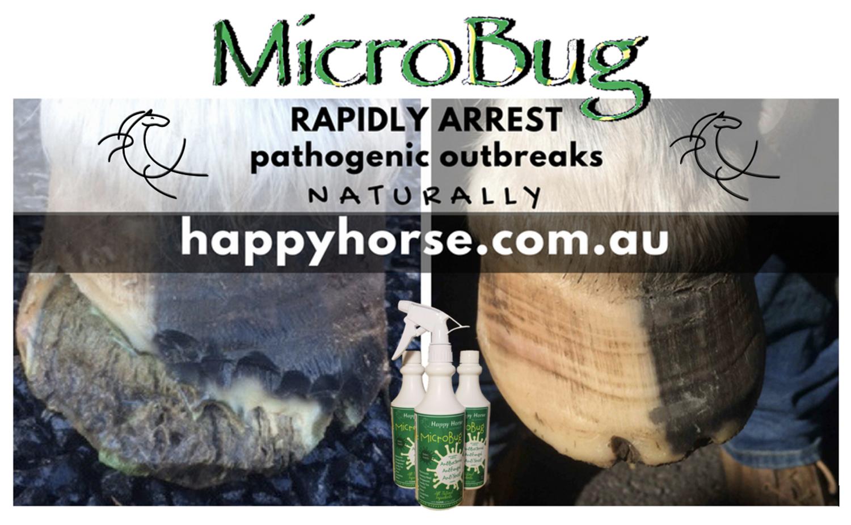 Happy Horse Australia - Microbug 500ml