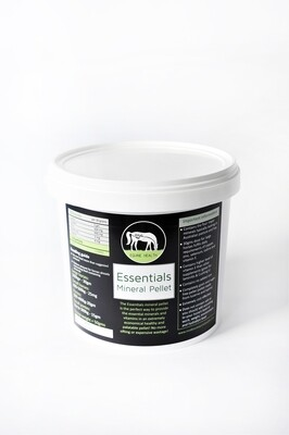 Inside Out Equine Health - Essential Mineral Pellets - 2.5 kg
