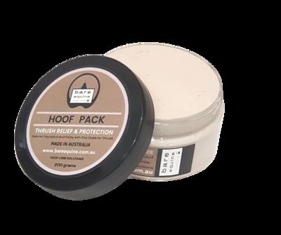 Bare Equine - Hoof Pack - Hoof Clay for Thrush