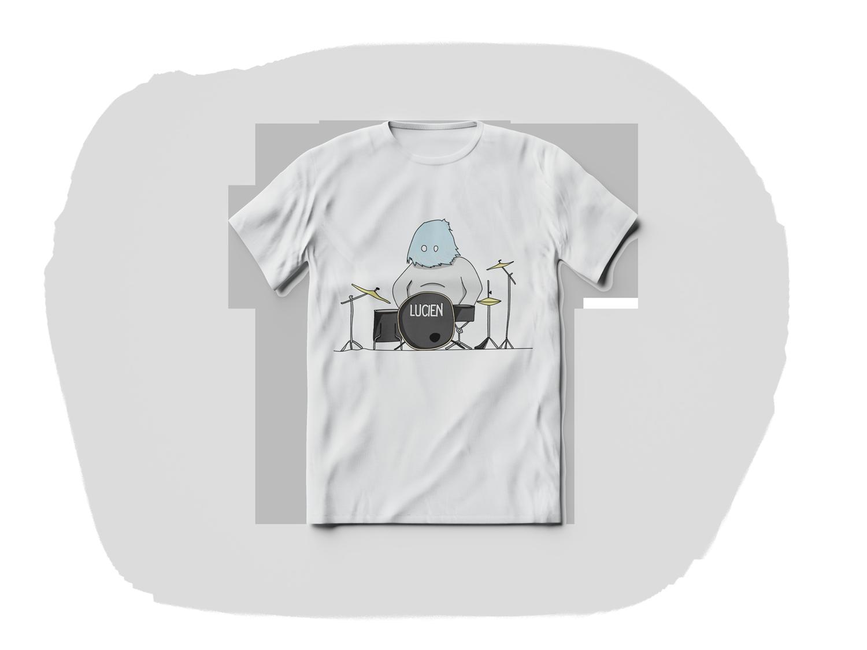T-shirt Lucien