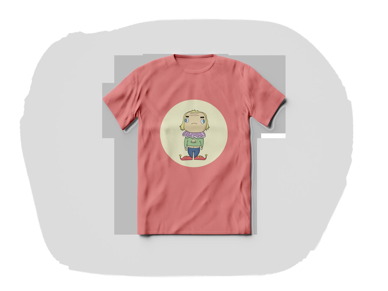 T-shirt Edgard