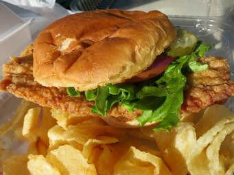 CNC Diet: Burger Bread Sandwich
