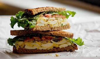 CNC Diet: Sandwich Wrap