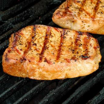 CNC Diet: Meats