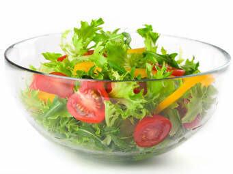 CNC Diet: Vegetables