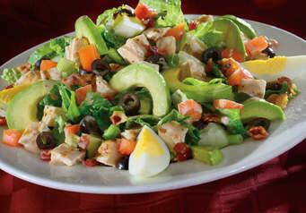 CNC Diet: Salads