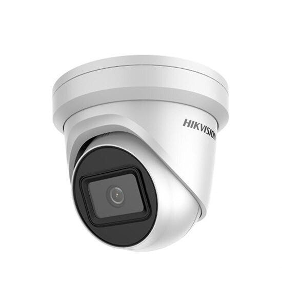 Hikvision DS-2CD2H65G1-IZ(S) 6MP Outdoor Motorized Turret Camera Powered by Darkfighter, 2.8-12