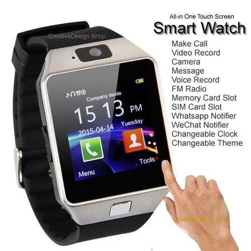 Smart Smartwatch - Reliance - Silver