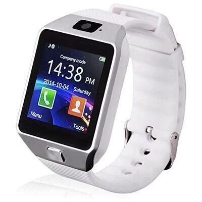 Smartwatch Dz09 - Sim + Carte Mémoire + Caméra - Gold