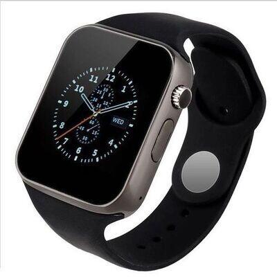 Smart Watch - A1 - Bluetooth - Camera - Sim - Noir