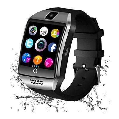 Smart Watch - Q18 Bluetooth Sim Cart - Noir