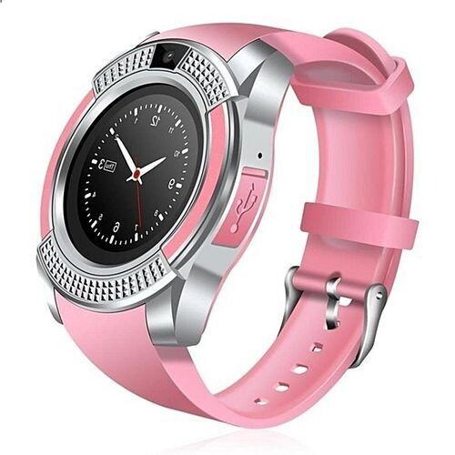 Smartwatch - K3 - Bluetooth - Sim Carte - Rose