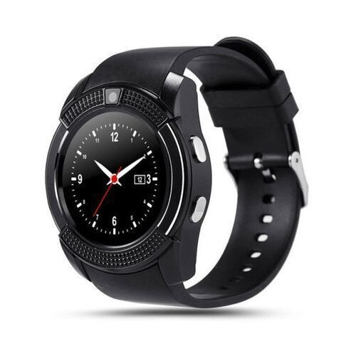 Smart Watch Bluetooth - Montres Intelligentes - Sim Carte - V8 - Noir-Destockage