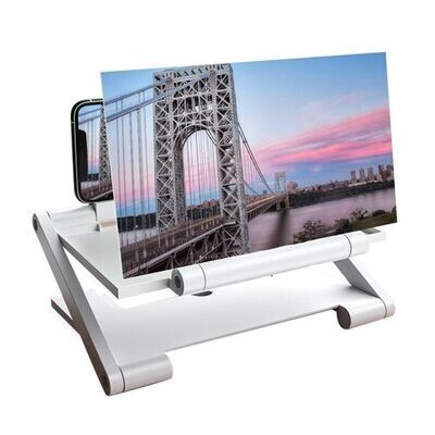 3D Amplificateur D'Écran 3D Hd -Hd Support Pour Vidéo 8