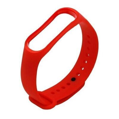 Bracelets Bracelet Pour Mi Band 4/5 M4/5 - Rouge