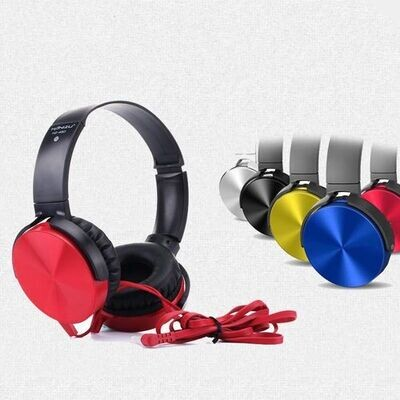 Casque - Extra Bass - MDR XB450 - Rouge