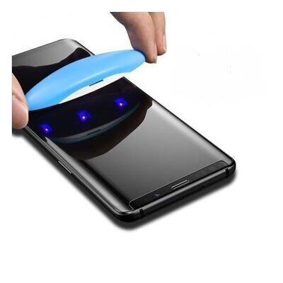 Protecteur d'Ecran - En Verre Trempé - Galaxy S9+ - Transparent - Galaxy S6 Edge