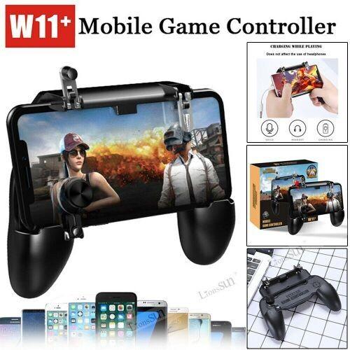 Manette Pour Smartphone - W 11+ - Noir