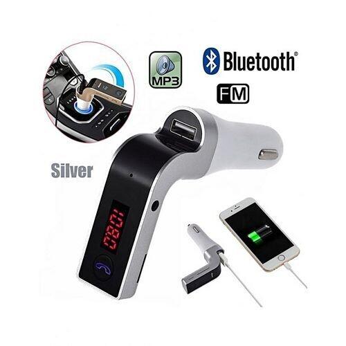 Transmetteur Bluetooth - Gris/Blanc