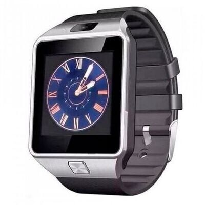 Smartwatch - Dz09 - Silver