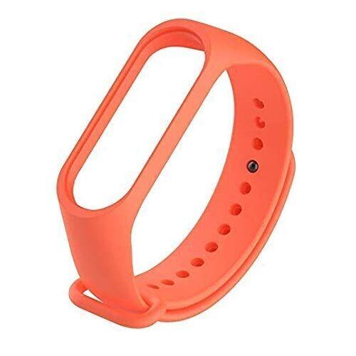 Bracelet Pour Mi Band 4 - Orange