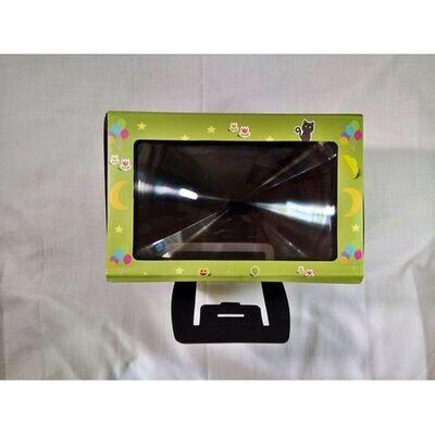 3D Amplificateur D'Écran 3D Hd - Support Pliable - Vert