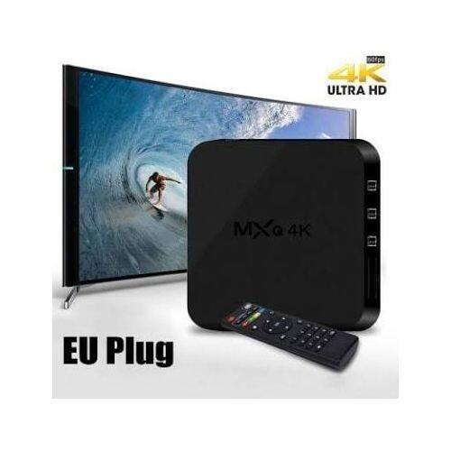 Mr Smart Tv Box Tv Box 4K - Mxq 4K 1Gb 8Gb - Noir