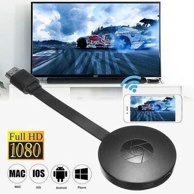 Chromacast Chromecast TV streaming device 4K