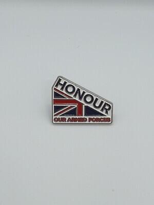 Honour Pin Badge