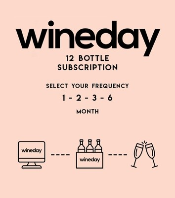 12 Bottle Subscription