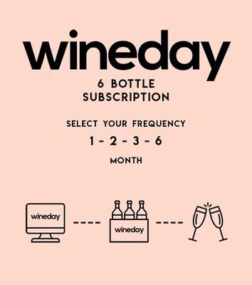 6 Bottle Subscription