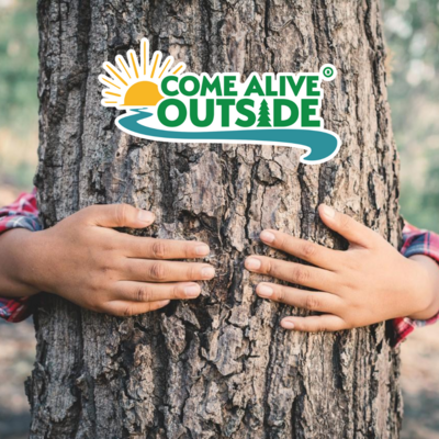 DONATE Any Amount to Come Alive Outside