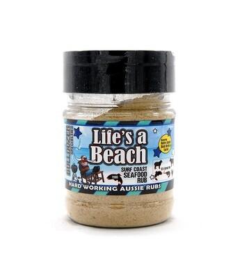 Life's a Beach - Sugar-Free Seafood Rub with Kelp and Bush Herbs