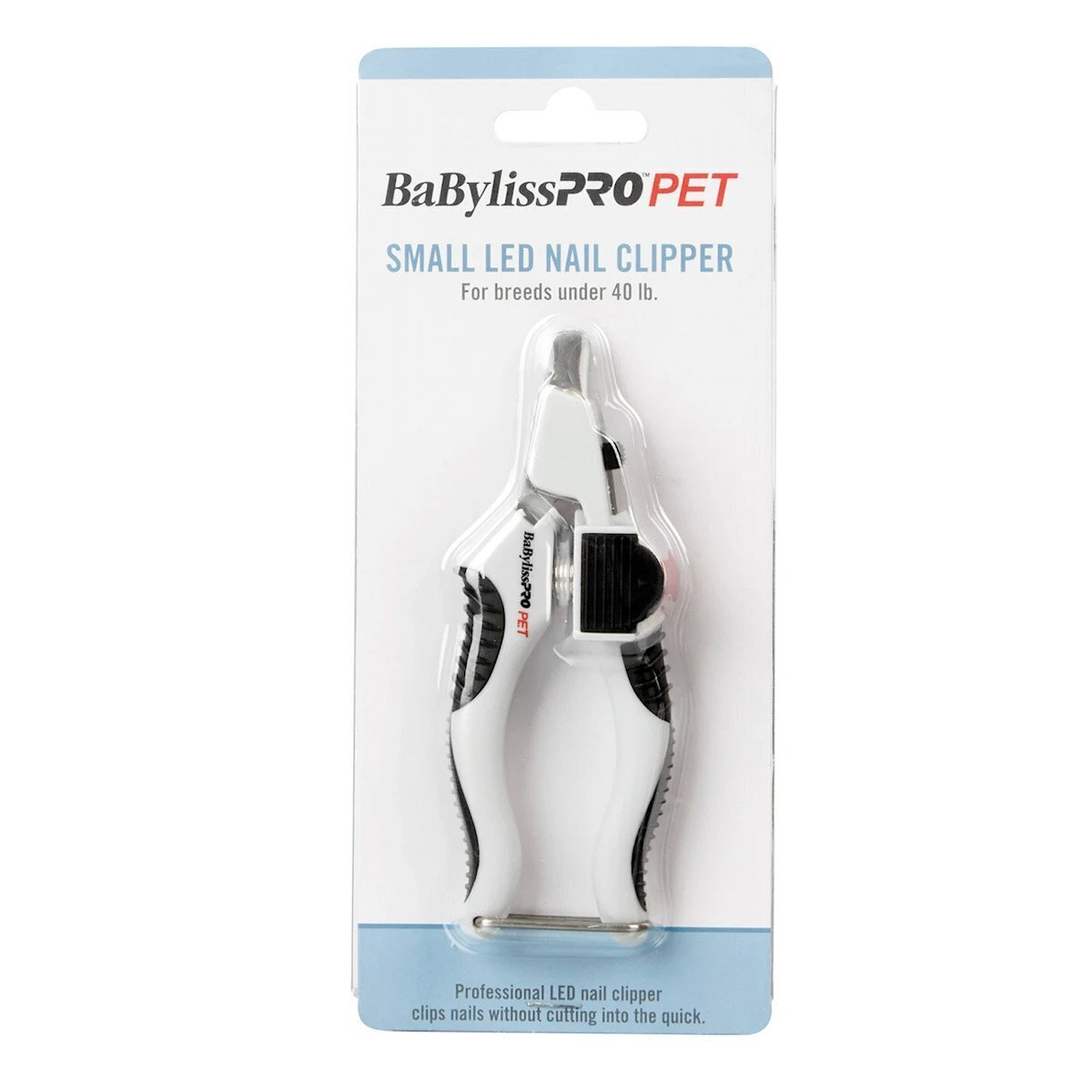 BaByliss PRO PET LED Dog Nail Clipper – Small