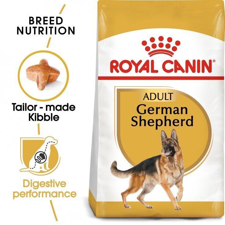 BREED HEALTH NUTRITION GERMAN SHEPHERD ADULT