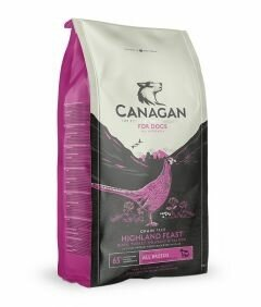 Canagan Highland Feast for Dogs Dry Food