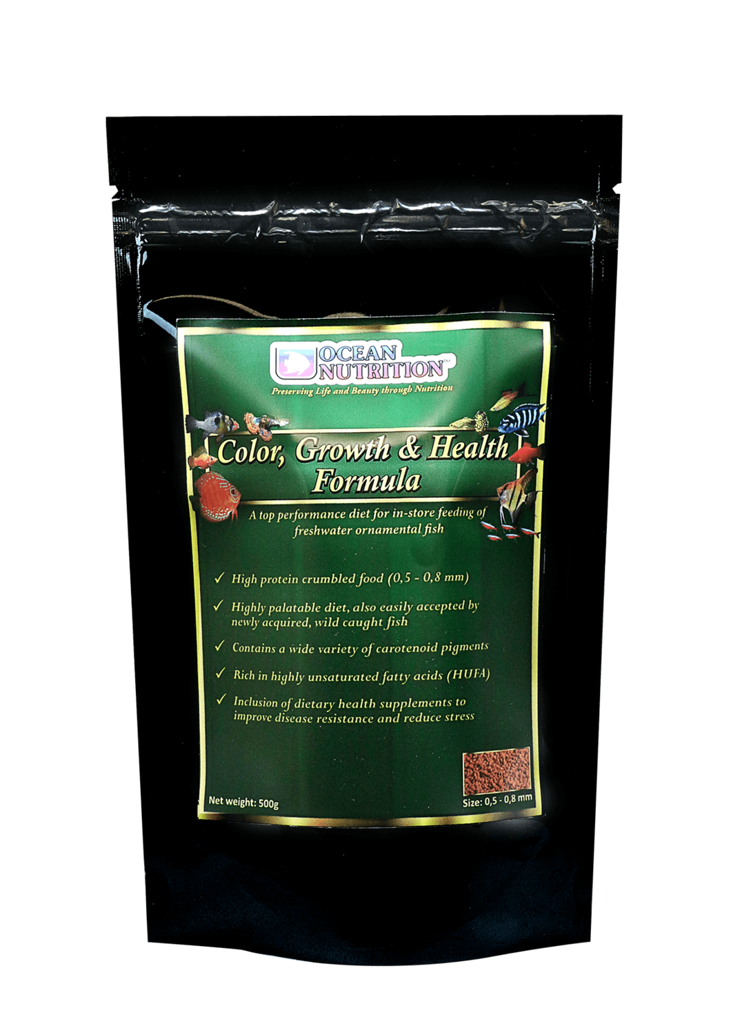 COLOUR GROWTH AND HEALTH FRESHWATER 500G