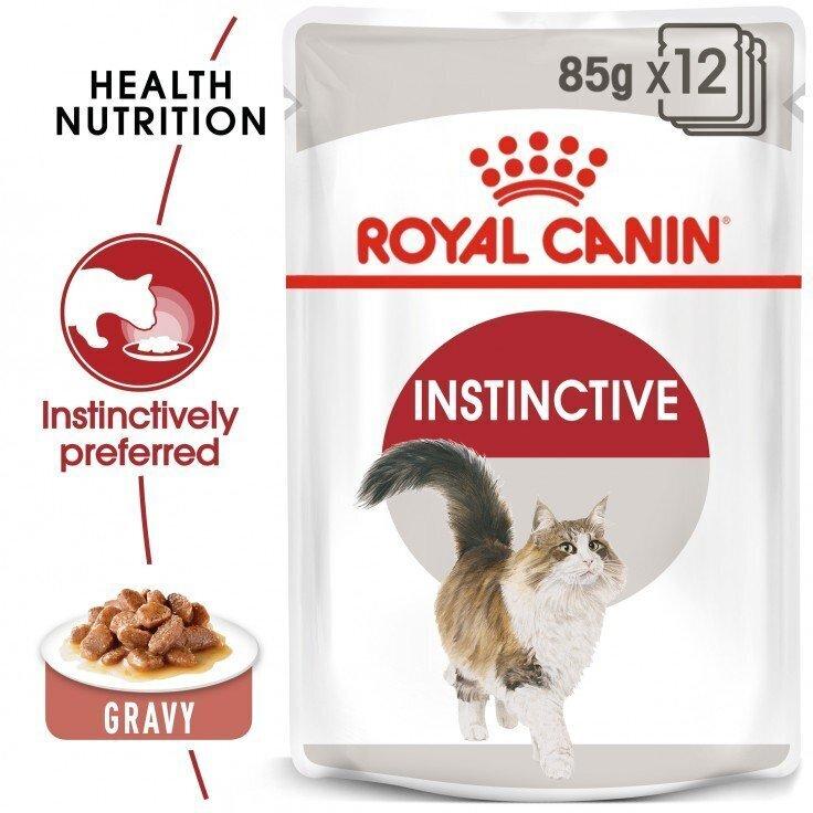 FELINE HEALTH NUTRITION INSTINCTIVE ADULT CATS