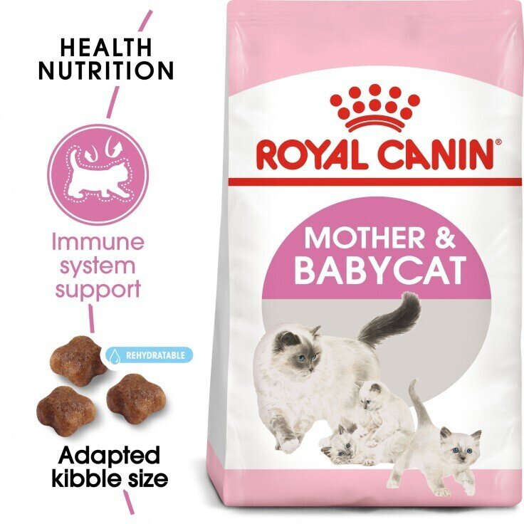 FELINE HEALTH NUTRITION MOTHER AND BABYCAT 400 G