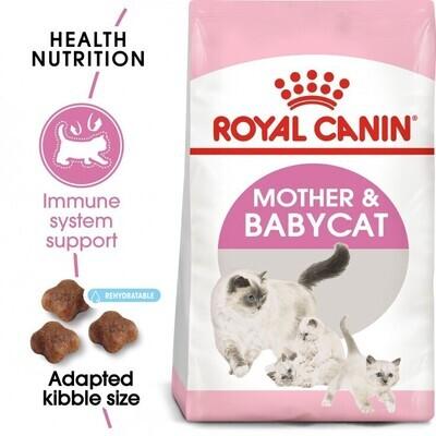 FELINE HEALTH NUTRITION MOTHER AND BABYCAT 2 KG
