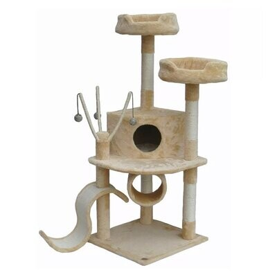 55″ Whiskers Cat Tree