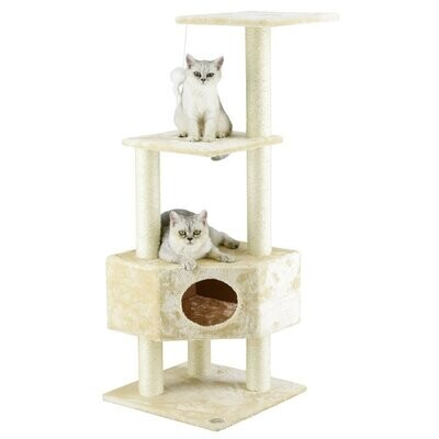 Cat Tree SIZE 48Wx48Lx130H