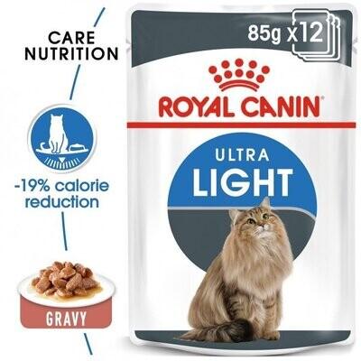 FELINE CARE NUTRITION LIGHT WEIGHT CARE (WET FOOD - POUCHES)